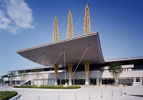 別府総合体育館